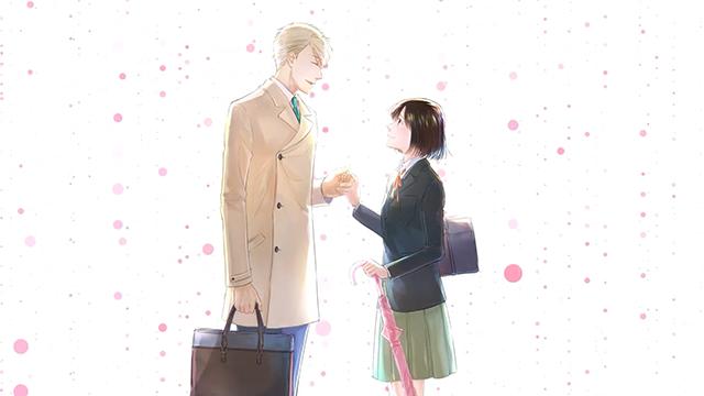 漫画「这爱情有点奇怪」第十二弹宣传CM公开