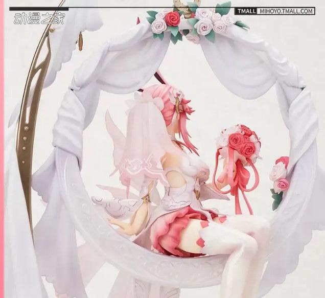 APEX TOYS《崩坏3》八重樱绮罗幻梦版1/7比例手办