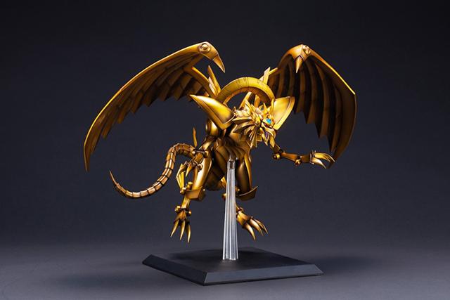 「游戏王 怪兽之决斗」拉的翼神龙手办开订