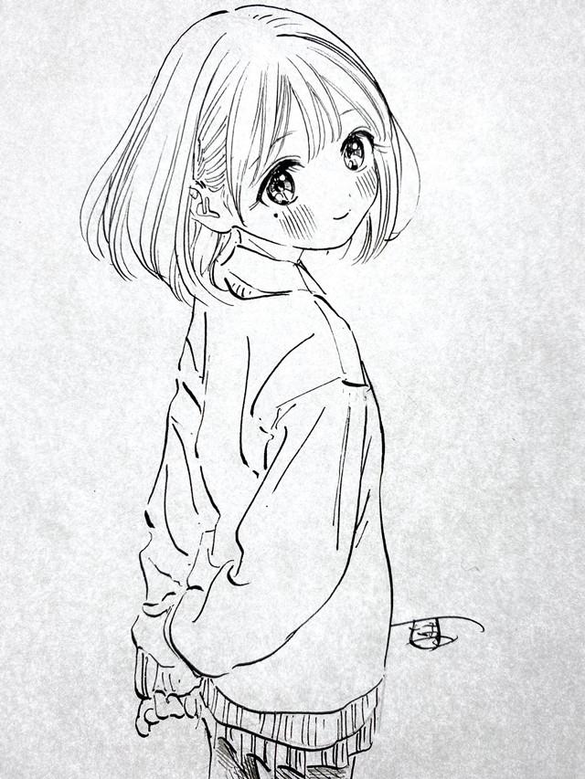 TV动画「本田小狼与我」完结贺图公开