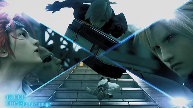 「最终幻想7:圣子降临」4KHDR版BD宣传CM公开