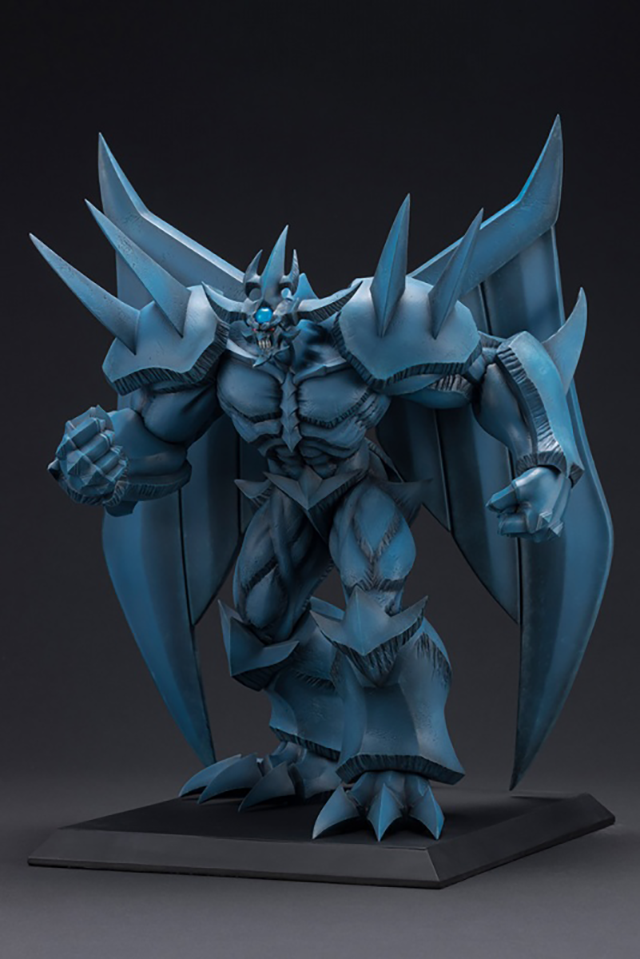 「游戏王 怪兽之决斗」欧贝利斯克的巨神兵手办开订