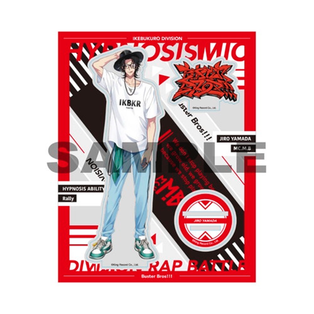 """「催眠麦克风」公开""""Extra Wardrobe 03""""主题新周边"""