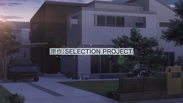 TV动画「SELECTION PROJECT」第二弹PV公布