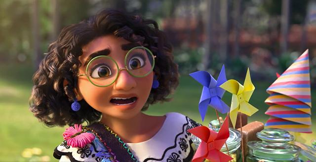 迪士尼动画电影「魔法满屋」前导预告公开