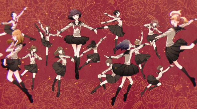 电视动画「歌剧少女!!」ED无字幕动画及CD封面公开