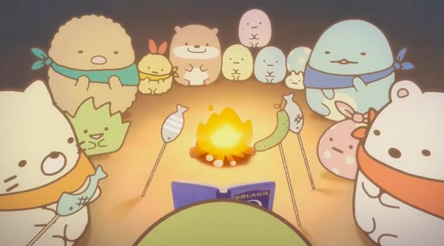 剧场版动画「角落小伙伴」第2部最新特报PV公开