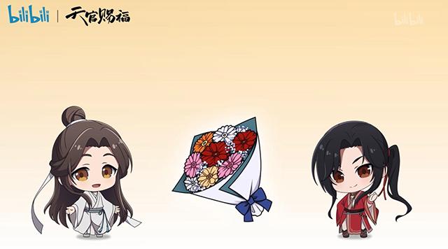 「天官赐福」中日版谢怜生日祝福视频配音公开