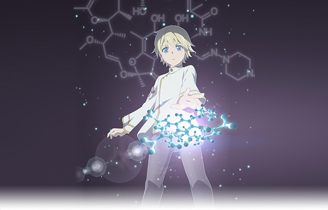 轻小说「异世界药局」宣布动画化 第一弹视觉图公布