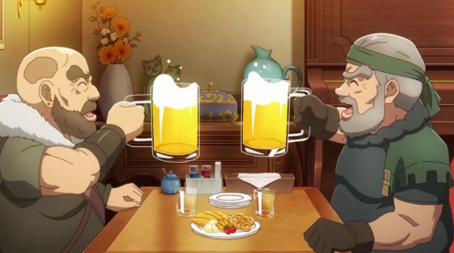 动画「异世界食堂 第二季」公开正式PV及第二弹视觉图