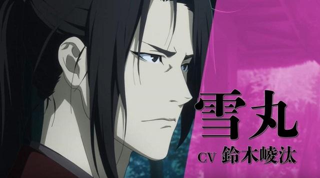 原创TV动画「海贼王女」公开最新角色PV