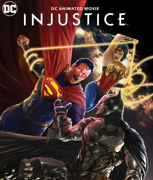 DC动画电影「不义联盟」正式官宣定档