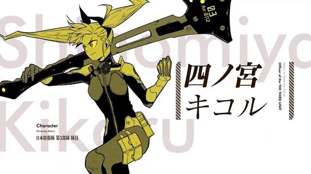 「怪兽8号」公式PV第4弹公开