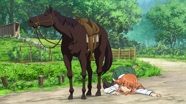 「少女与战车」新作OVA「Daicon War!」公开最新人设图与剧照