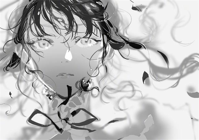 日本插画师米山舞公开新绘