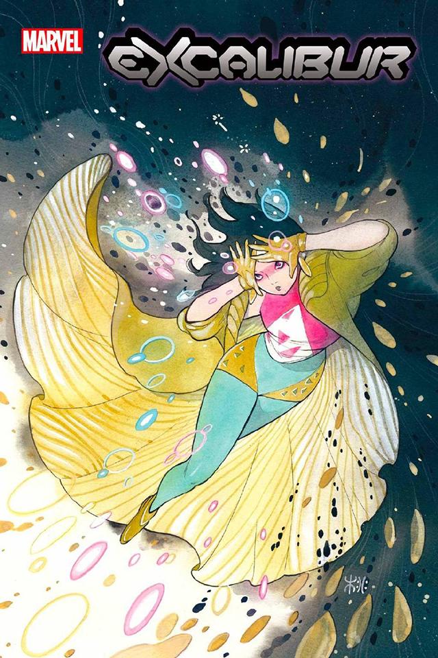 漫威漫画「圣剑」第25期变体封面公开