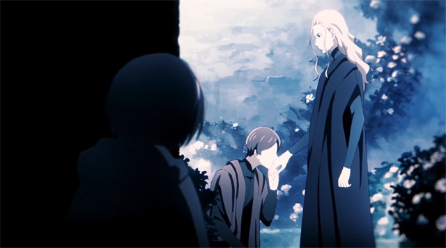 电视动画「玫瑰之王的葬礼」发布先导PV