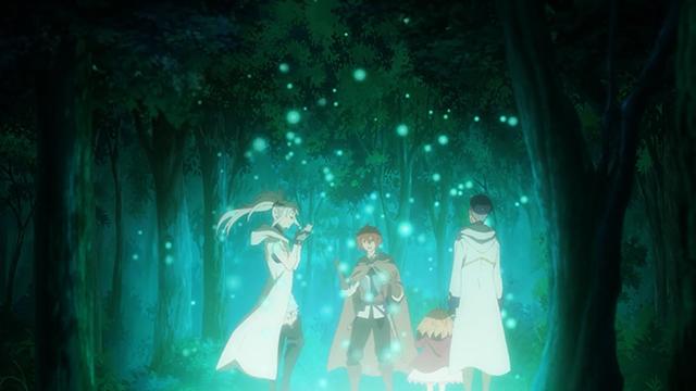 TV动画「世界尽头的圣骑士」无字OP主题曲动画公布