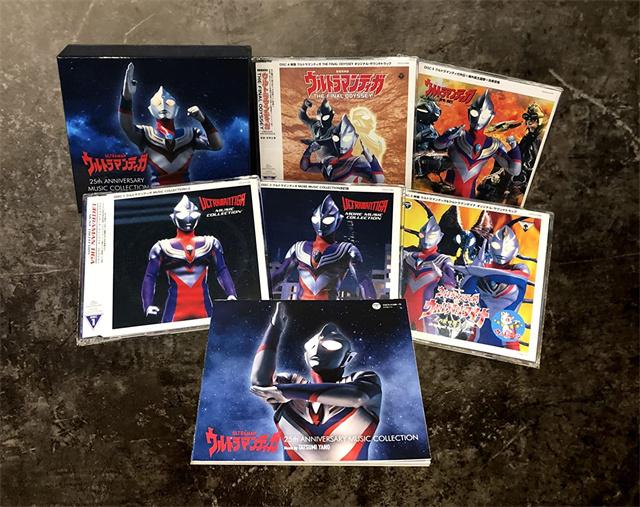 「迪迦奥特曼」25周年纪念版CD集发布
