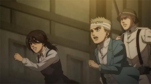 动画「进击的巨人 最终季」Part2新PV公开